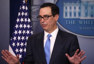Secy Mnuchin asks Fed to return $455B of COVID relief funds