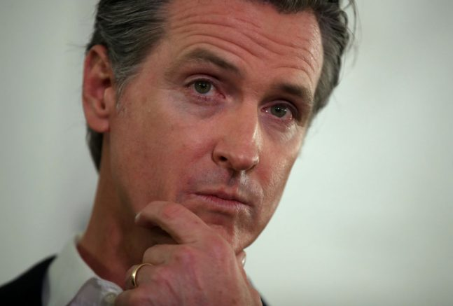 Newsom says he should have skipped outdoor dinner amid COVID-19