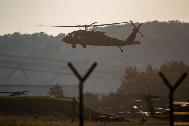 Five Americans among seven peacekeepers killed in Egypt helicopter crash