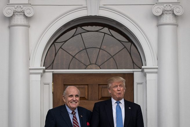 Giuliani: Team Trump to file 4 to 5 lawsuits targeting voter fraud | One America News Network