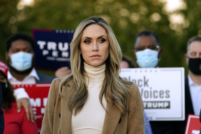 All in the Family: Lara Trump Reportedly Eyeing 2022 Senatorial Bid